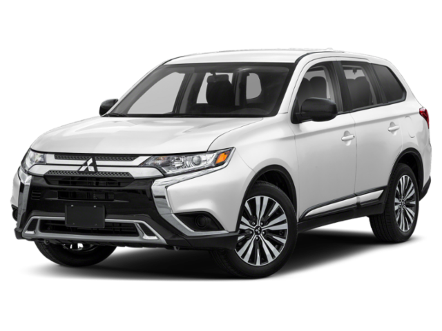 New 2020 Mitsubishi Outlander SE
