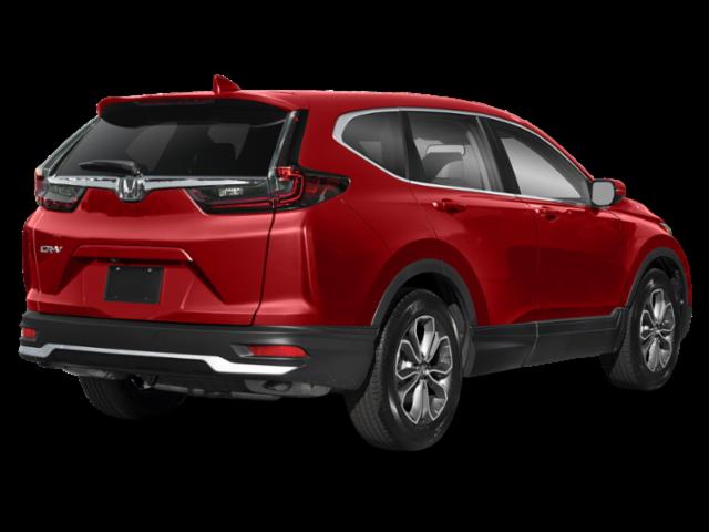 New 2021 Honda CR-V EX-L