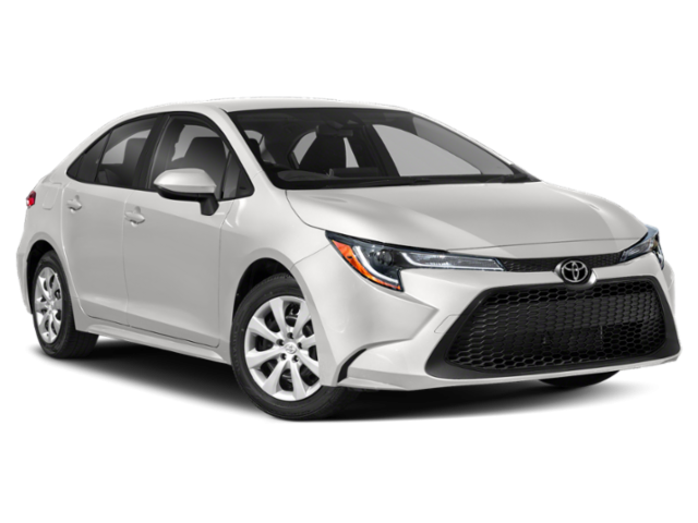 New 2022 Toyota Corolla LE 1.8