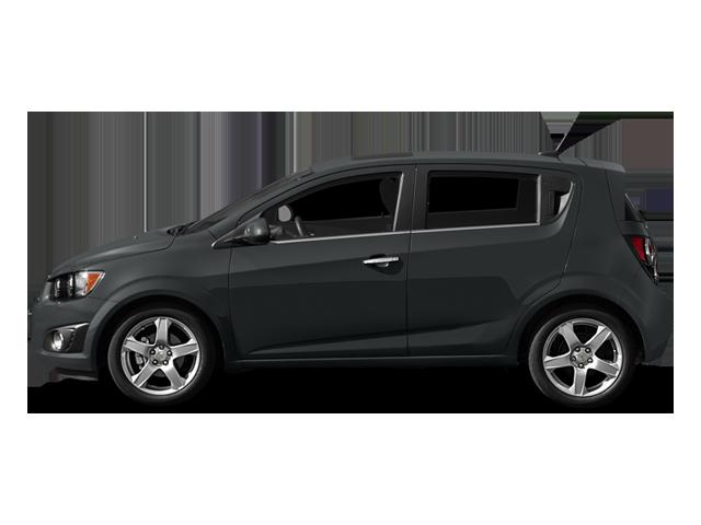 Pre-Owned 2014 Chevrolet Sonic LTZ