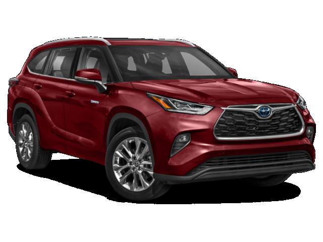 New 2022 Toyota Highlander Hybrid STD