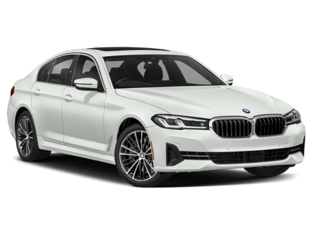 New 2021 BMW 5 Series 540i