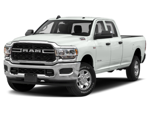 New 2022 RAM 3500 Tradesman