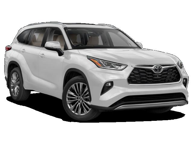 New 2022 Toyota Highlander LTD