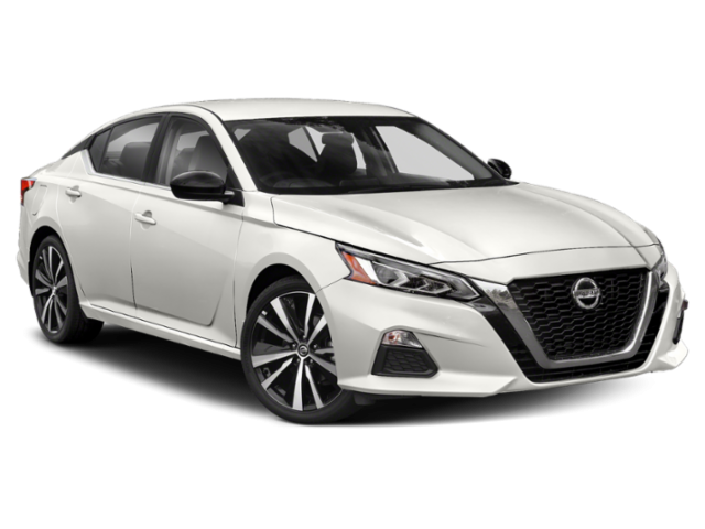 New 2021 Nissan Altima SR AWD CARS