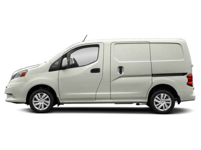 New 2021 Nissan NV200 SV