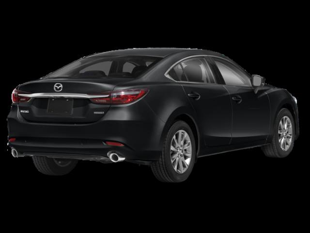 New 2021 Mazda6 Sport