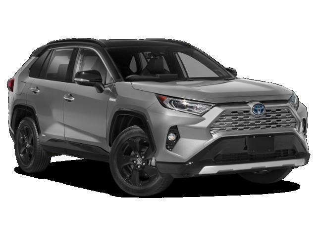 New 2021 Toyota RAV4 Hybrid XSE