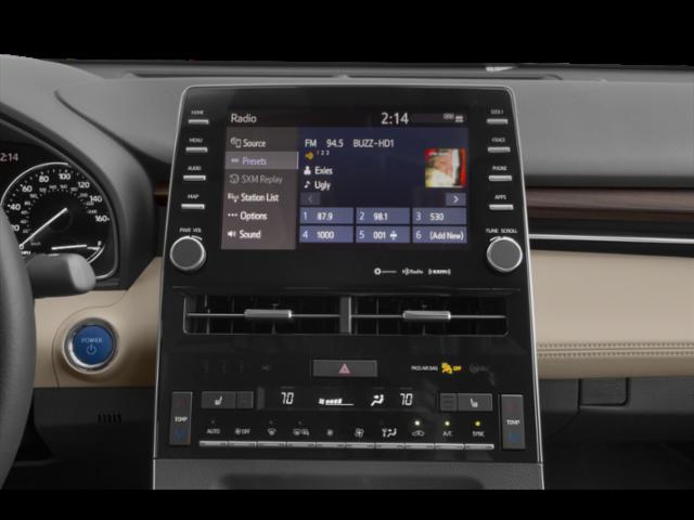 New 2021 Toyota Avalon Hybrid XLE Plus