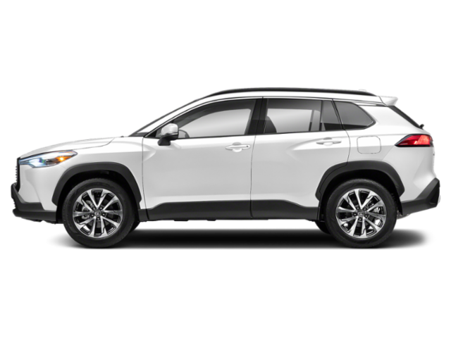New 2022 Toyota Corolla Cross LE