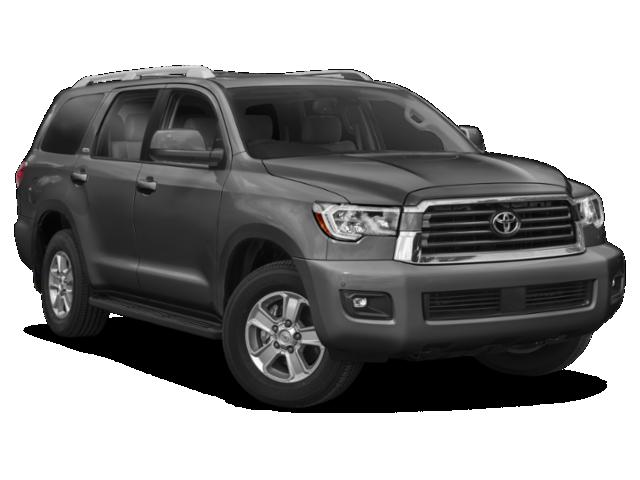 New 2022 Toyota Sequoia SR5