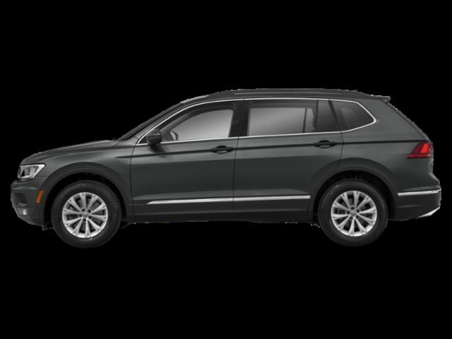 New 2021 Volkswagen Tiguan 2.0T SE 4Motion
