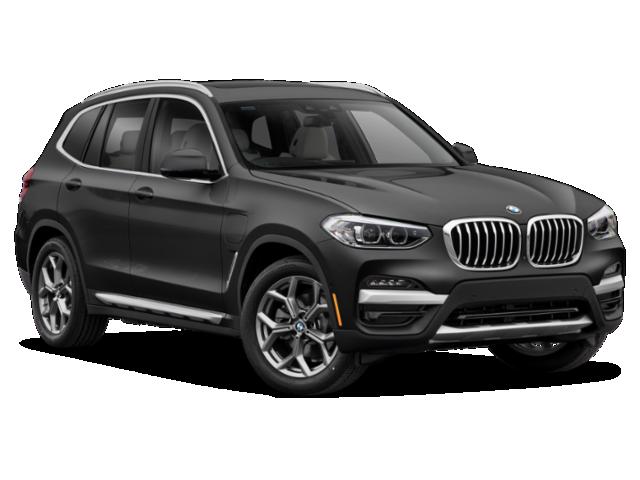 New 2021 BMW X3 xDrive30e