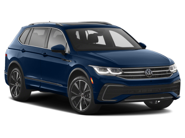 New 2022 Volkswagen Tiguan 2.0T SE