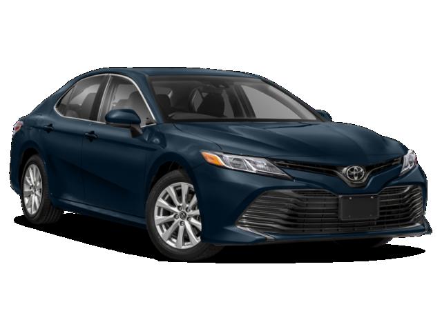 New 2020 Toyota Camry