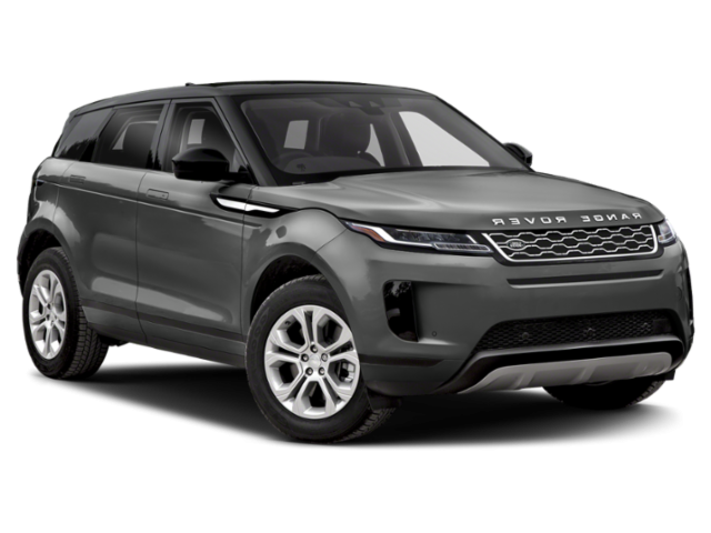 New 2021 Land Rover Range Rover Evoque SE