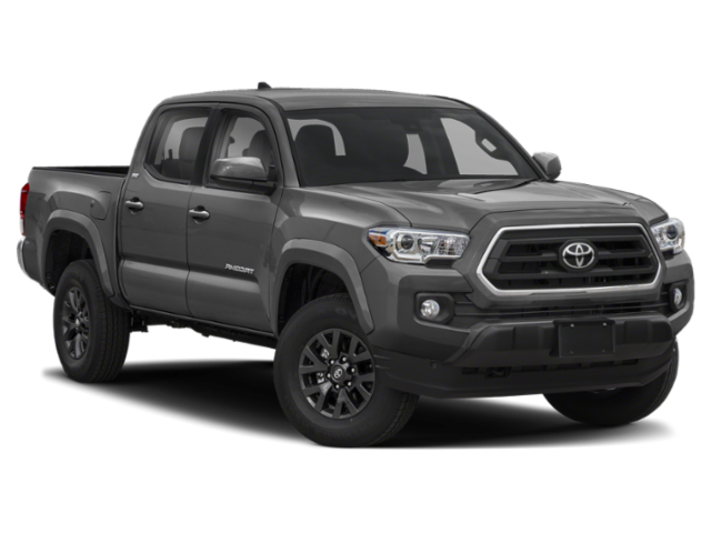 New 2021 Toyota Tacoma SR5 Double Cab 4x4 V6 Short Bed
