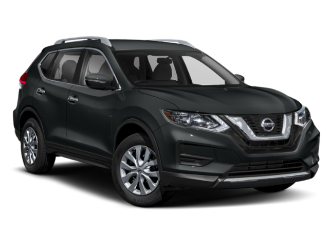 New 2018 Nissan Rogue FWD S
