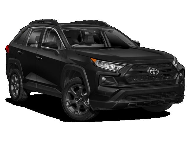 New 2021 Toyota RAV4 TRD Off-Road