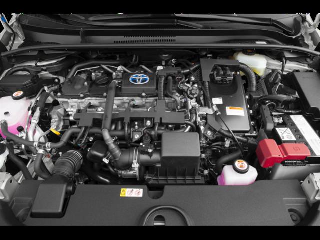 New 2022 Toyota Corolla Hybrid LE