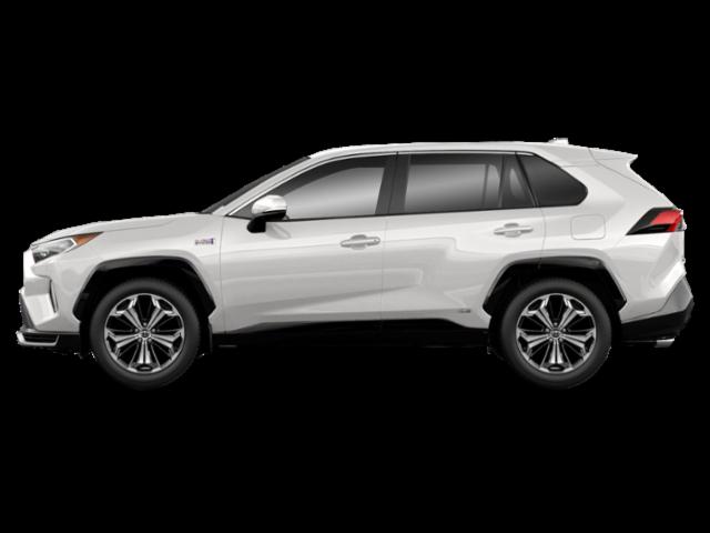 New 2021 Toyota RAV4 Prime XSE
