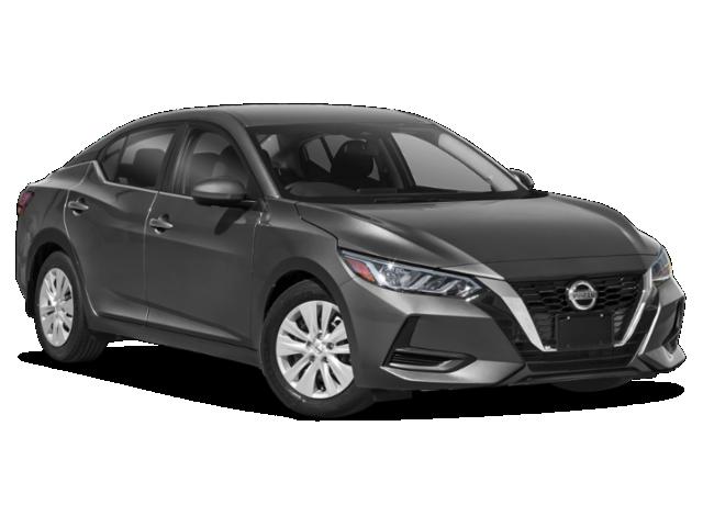 New 2021 Nissan Sentra S