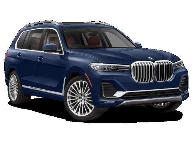 New 2022 BMW X7 xDrive40i Sports Activity Vehicle