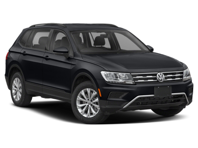 New 2021 Volkswagen Tiguan 2.0T S 4Motion AWD