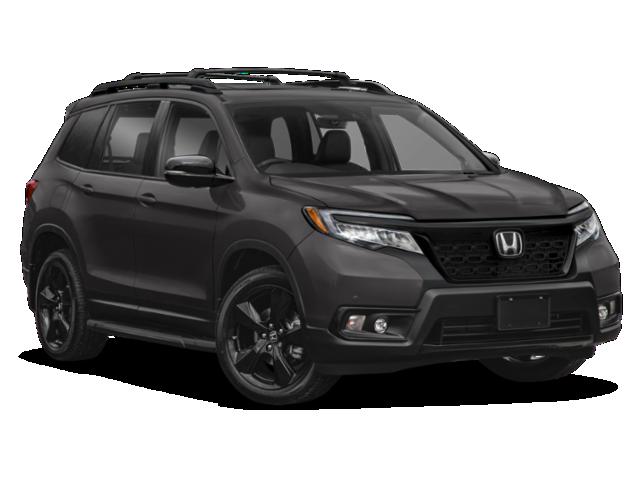 New 2021 Honda Passport Elite