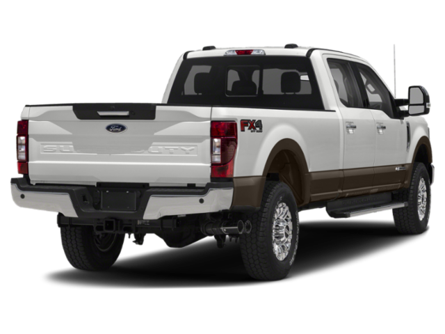 New 2021 Ford F-350SD Lariat