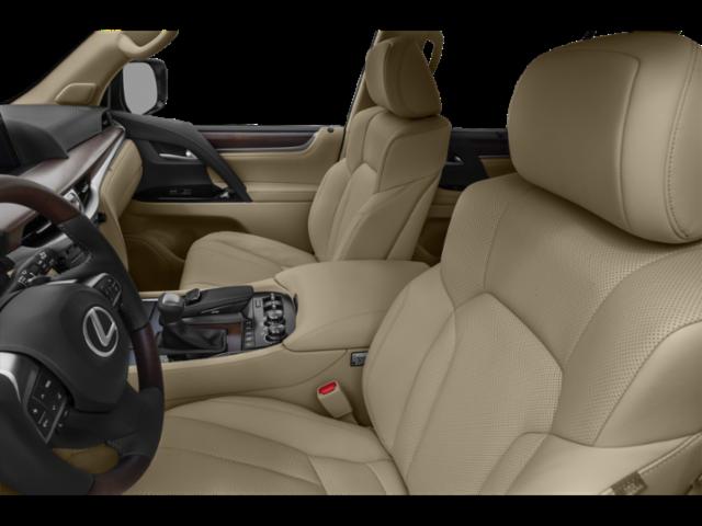 New 2021 Lexus LX 570