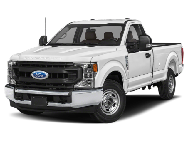 New 2022 Ford F-250SD XL