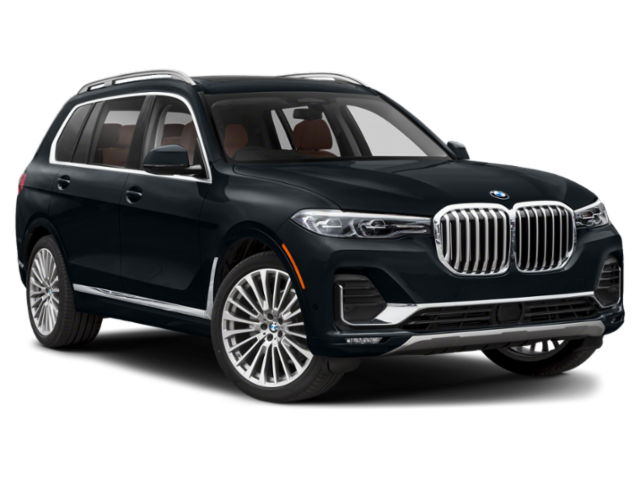 New 2021 BMW X7 xDrive40i
