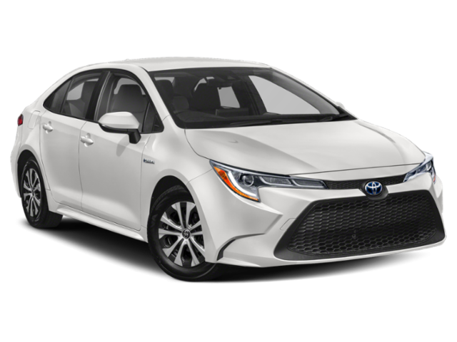 New 2021 Toyota Corolla LE 4D Sedan FWD