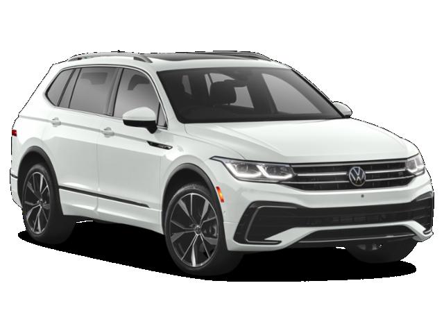 New 2022 Volkswagen Tiguan SEL R-Line
