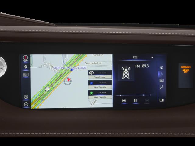 New 2020 Lexus LS LS 500 Inspiration Series