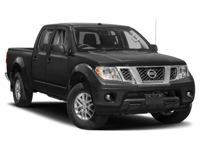 New 2021 Nissan Frontier SV 4WD 4D Crew Cab