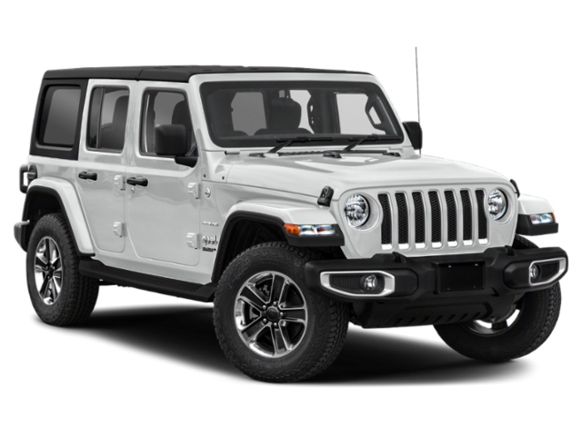 New 2021 Jeep Wrangler Unlimited Sahara High Altitude