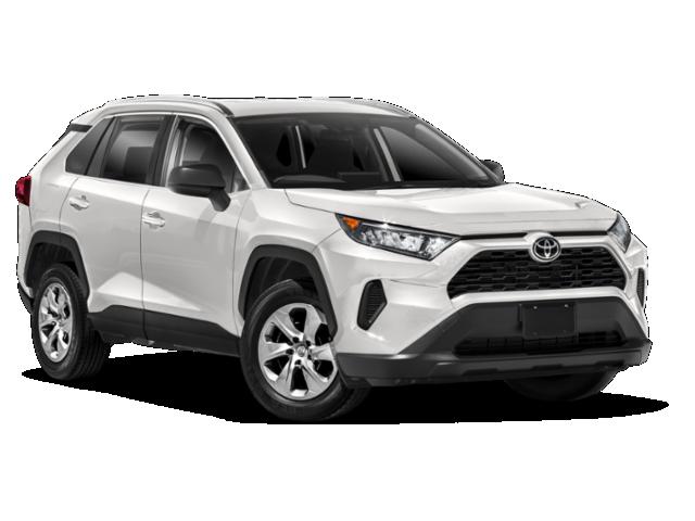 New 2021 Toyota RAV4 LE SUV