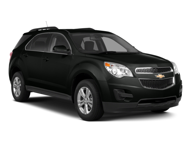 Certified Pre-Owned 2015 Chevrolet Equinox LTZ With Navigation
