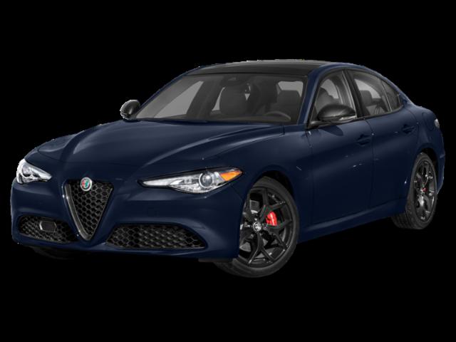 New 2022 Alfa Romeo Giulia Veloce Ti