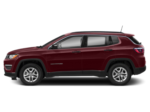 New 2021 Jeep Compass Altitude