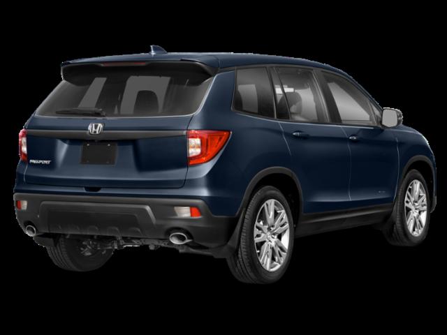 New 2021 Honda Passport EX-L