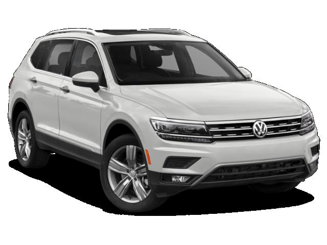 New 2021 Volkswagen Tiguan 2.0T SEL