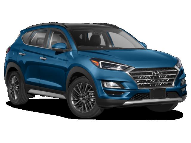 New 2021 Hyundai Tucson Ultimate AWD