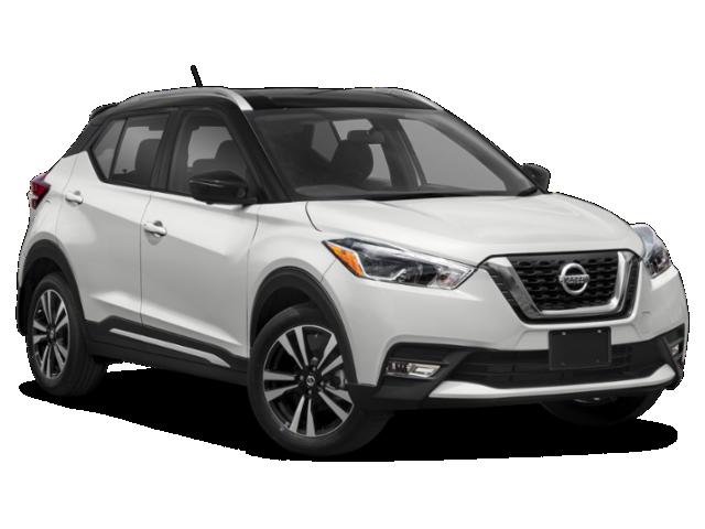 New 2020 Nissan Kicks SR