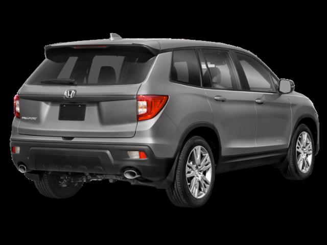 New 2021 Honda Passport AWD EX-L