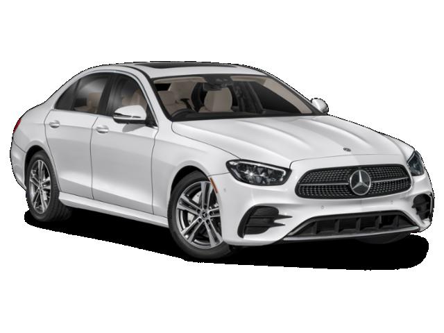 New 2021 Mercedes-Benz E-Class E 350 4MATIC®