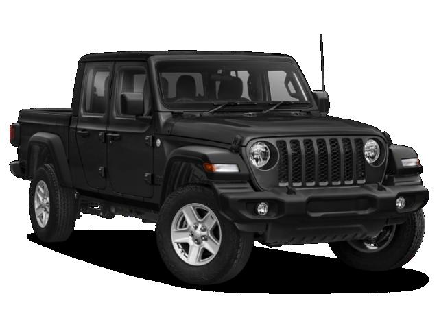 New 2021 Jeep Gladiator High Altitude