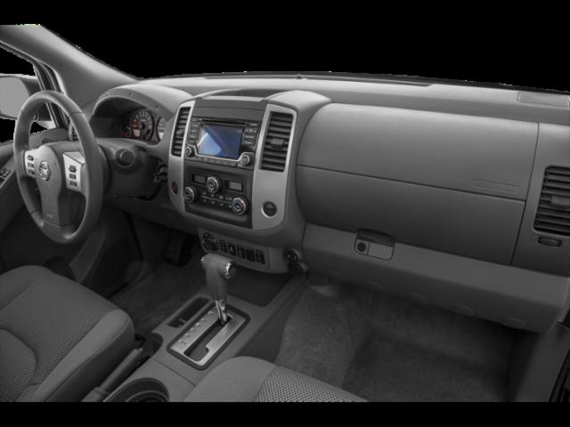 New 2021 Nissan Frontier Crew Cab SV